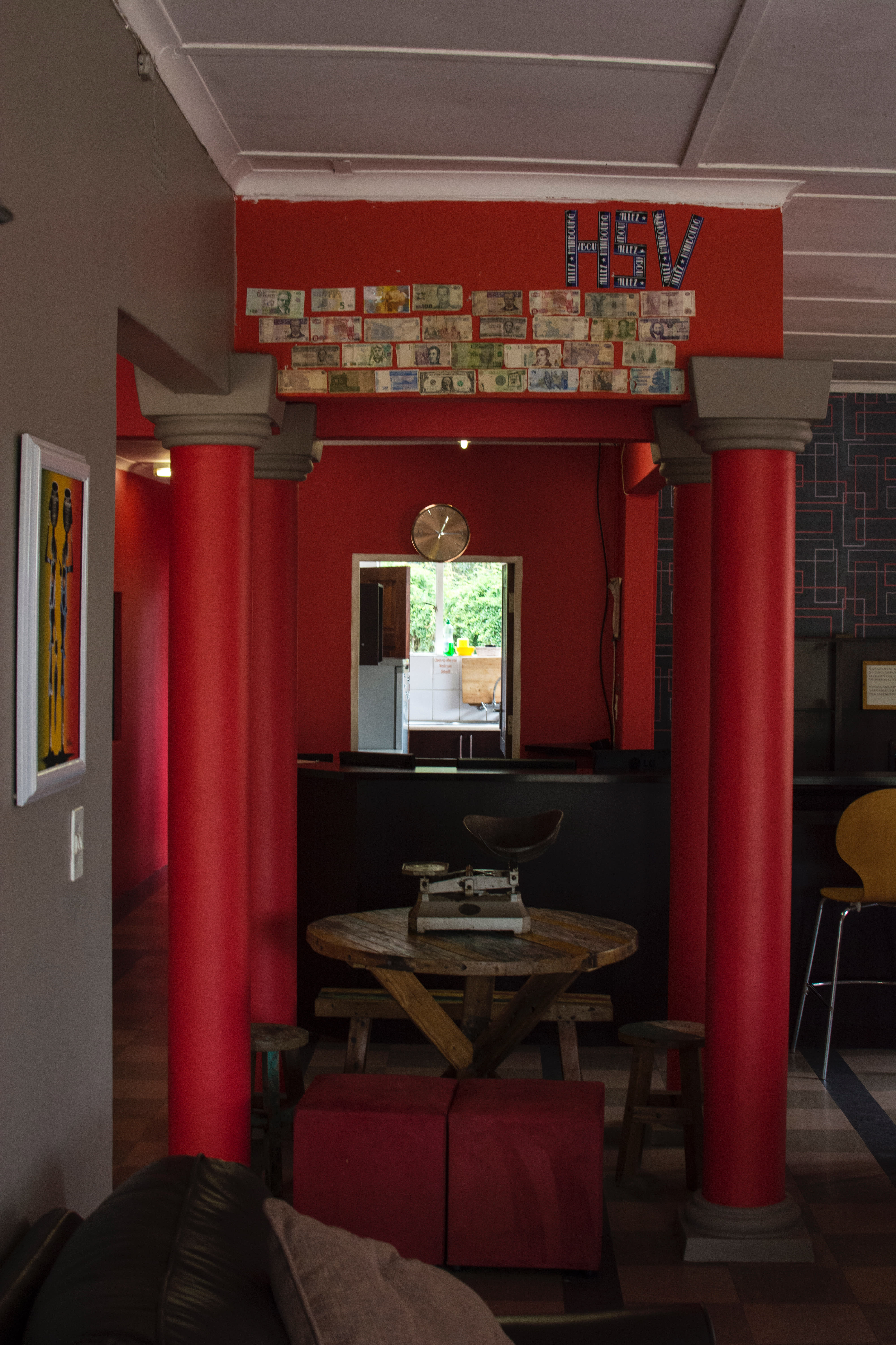 HOSTEL - Johannesburg Backpackers