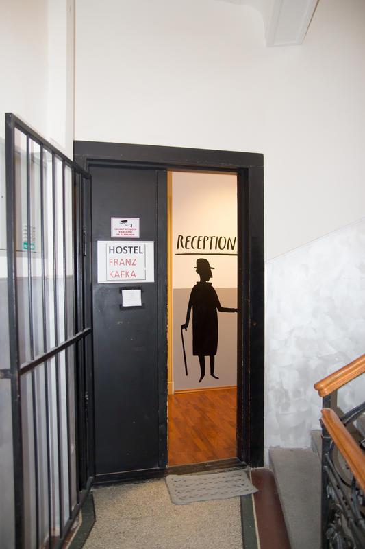 Franz Kafka Hostel