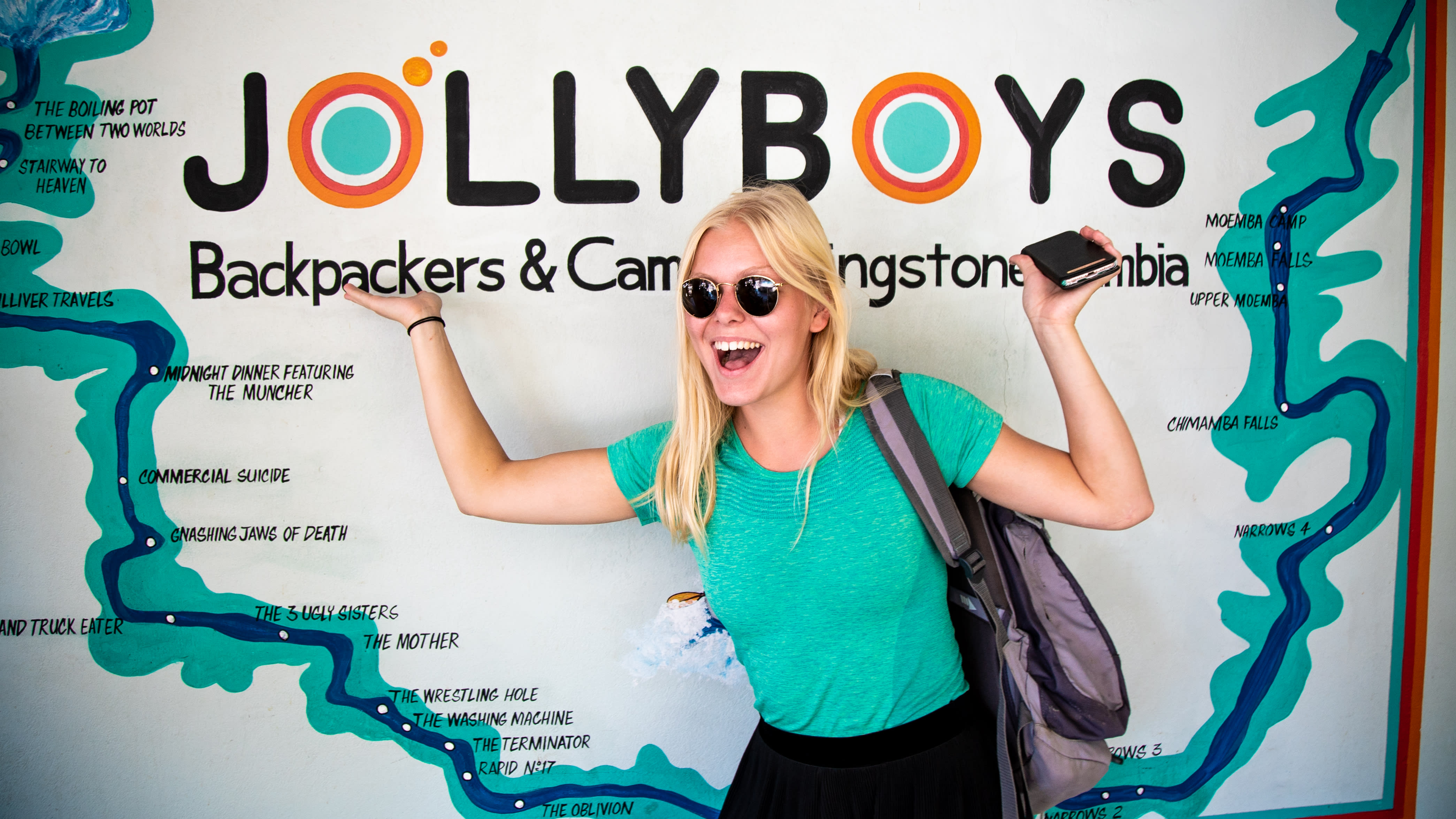 Jollyboys Backpackers