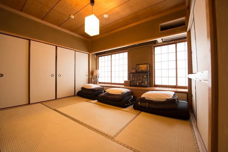 HOSTEL - Anne Hostel Asakusabashi