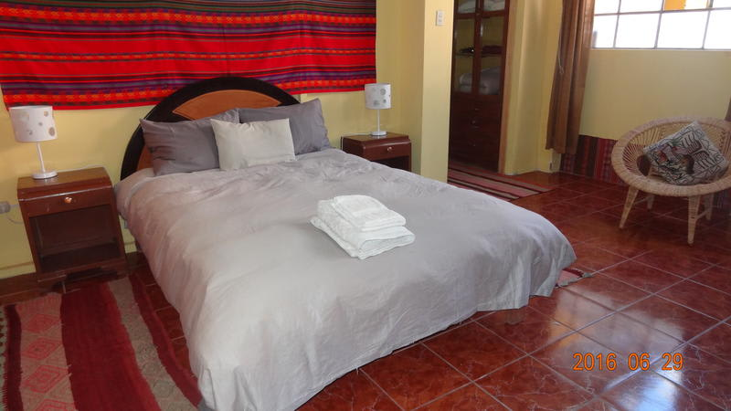 Incama Cusco Hostel