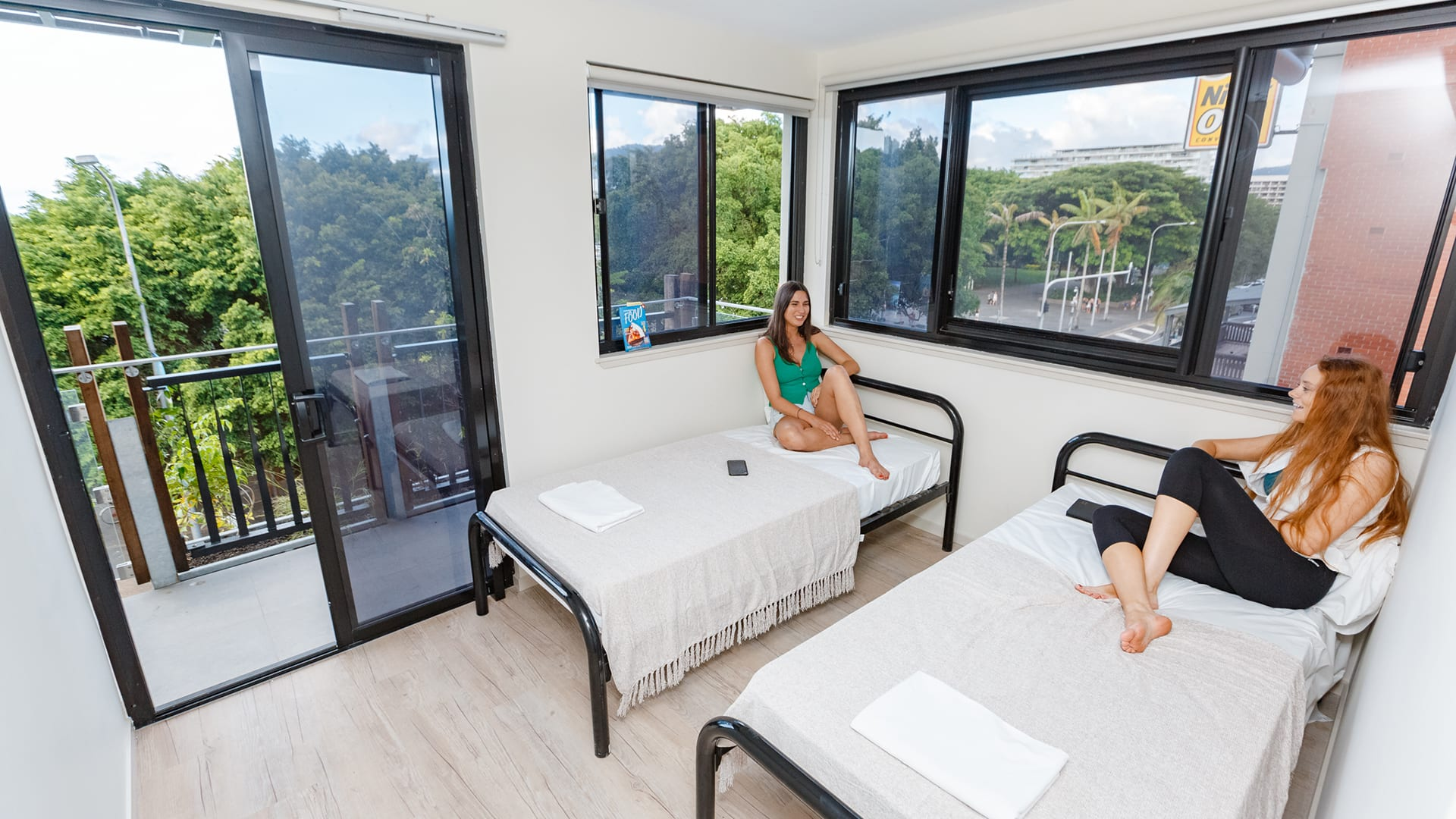 HOSTEL - Global Backpackers Cairns