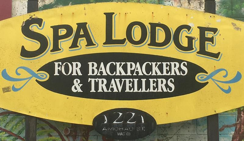 Spa Lodge Backpackers