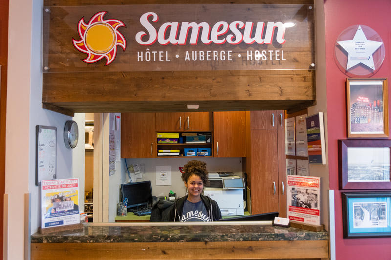 HOSTEL - Samesun Montreal Central
