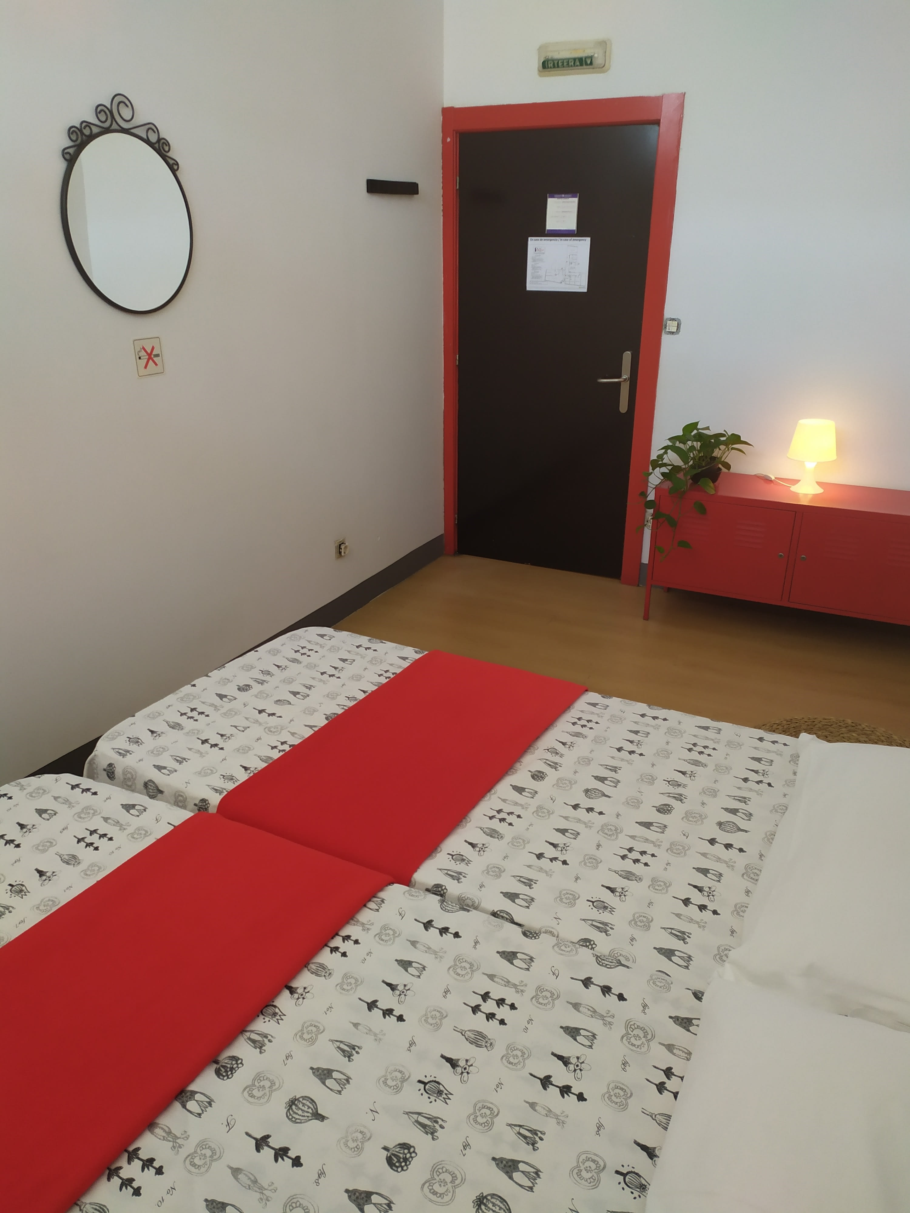 Bilbao Akelarre Hostel