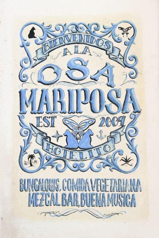 Osa Mariposa