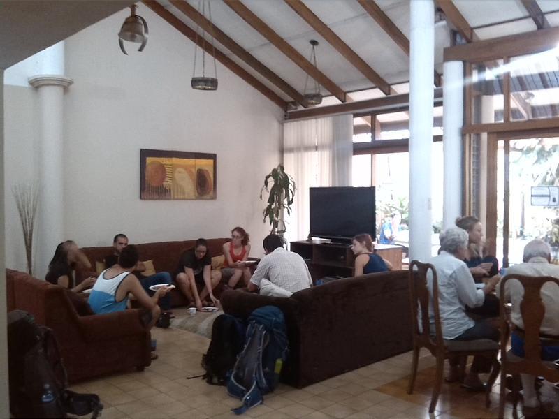 HOSTEL - Gaudys Backpackers Hostel