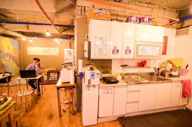 HOSTEL - Kimchee Sinchon Guesthouse