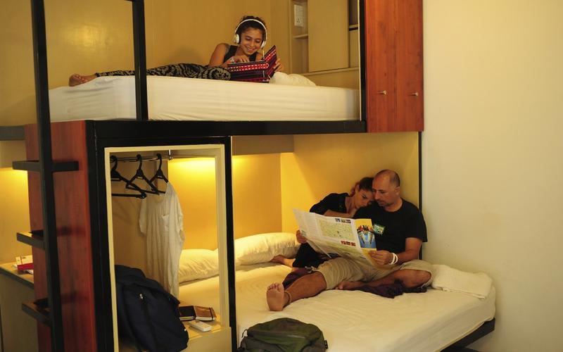 HOSTEL - BackHome Kuala Lumpur