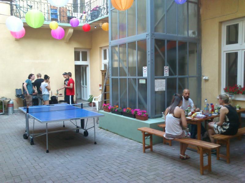Mandarin Hostel Budapest