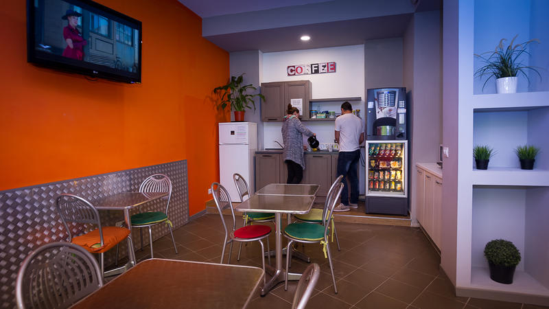 HOSTEL - Youth Station Hostel - Rome -