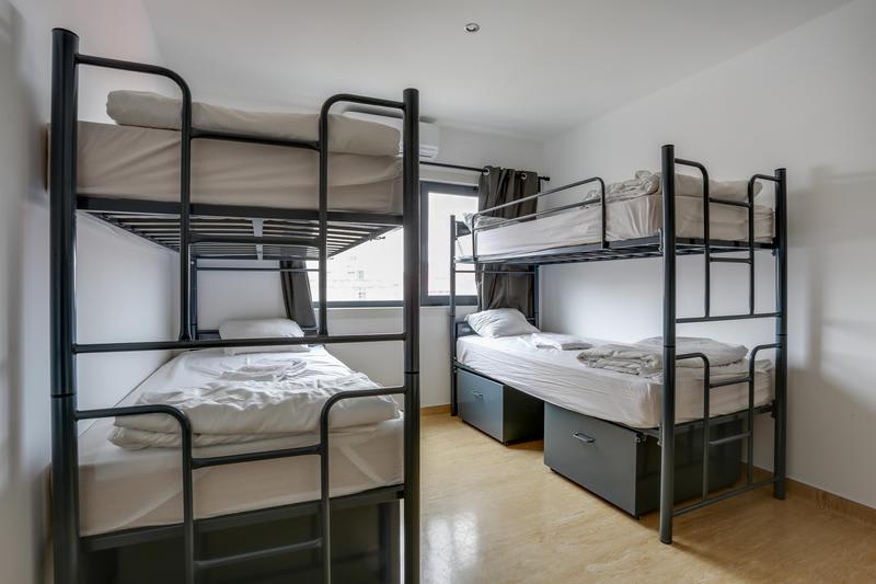 HOSTEL - Hans Brinker Hostel Lisbon