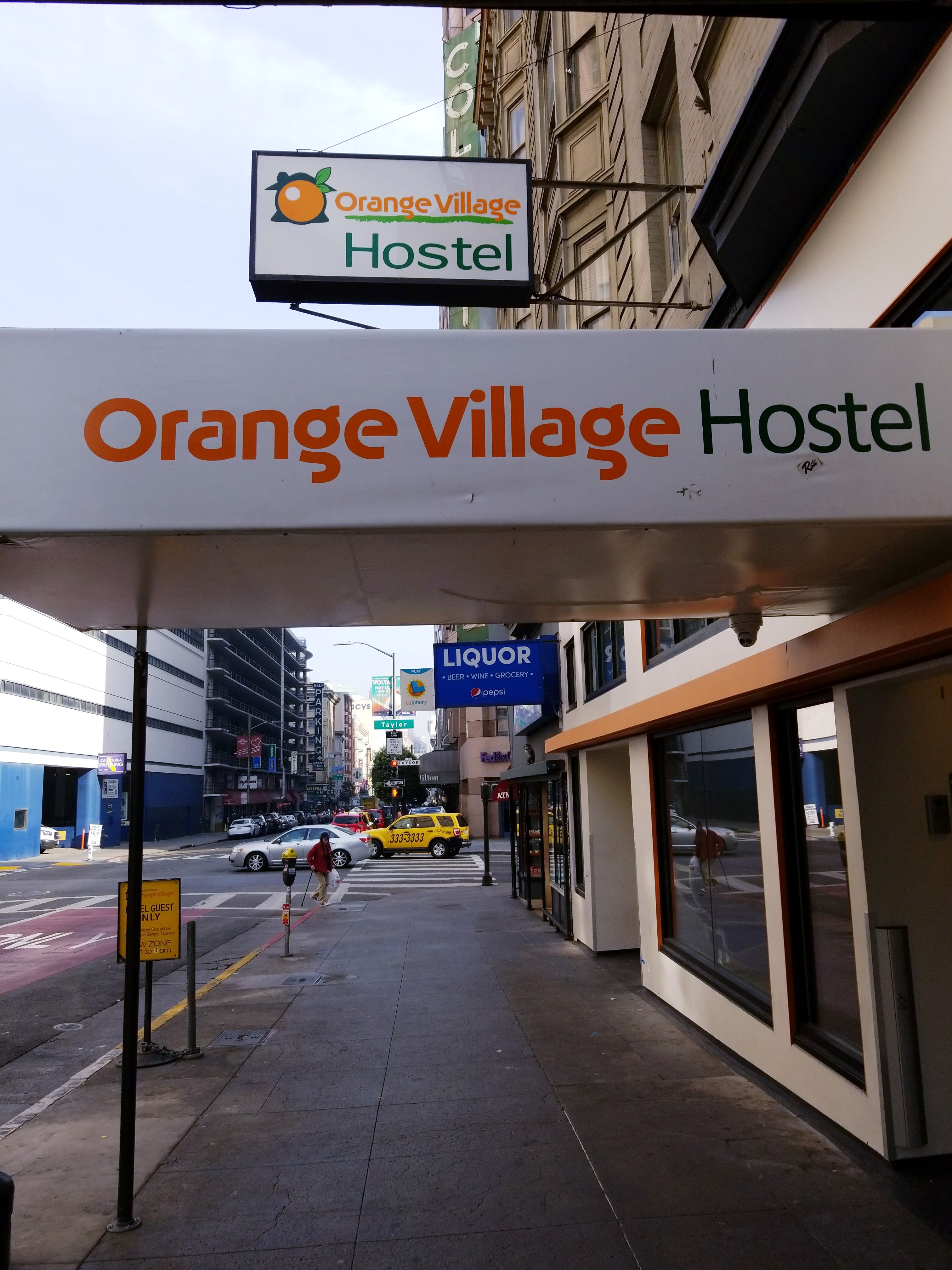 Orange Village Hostel