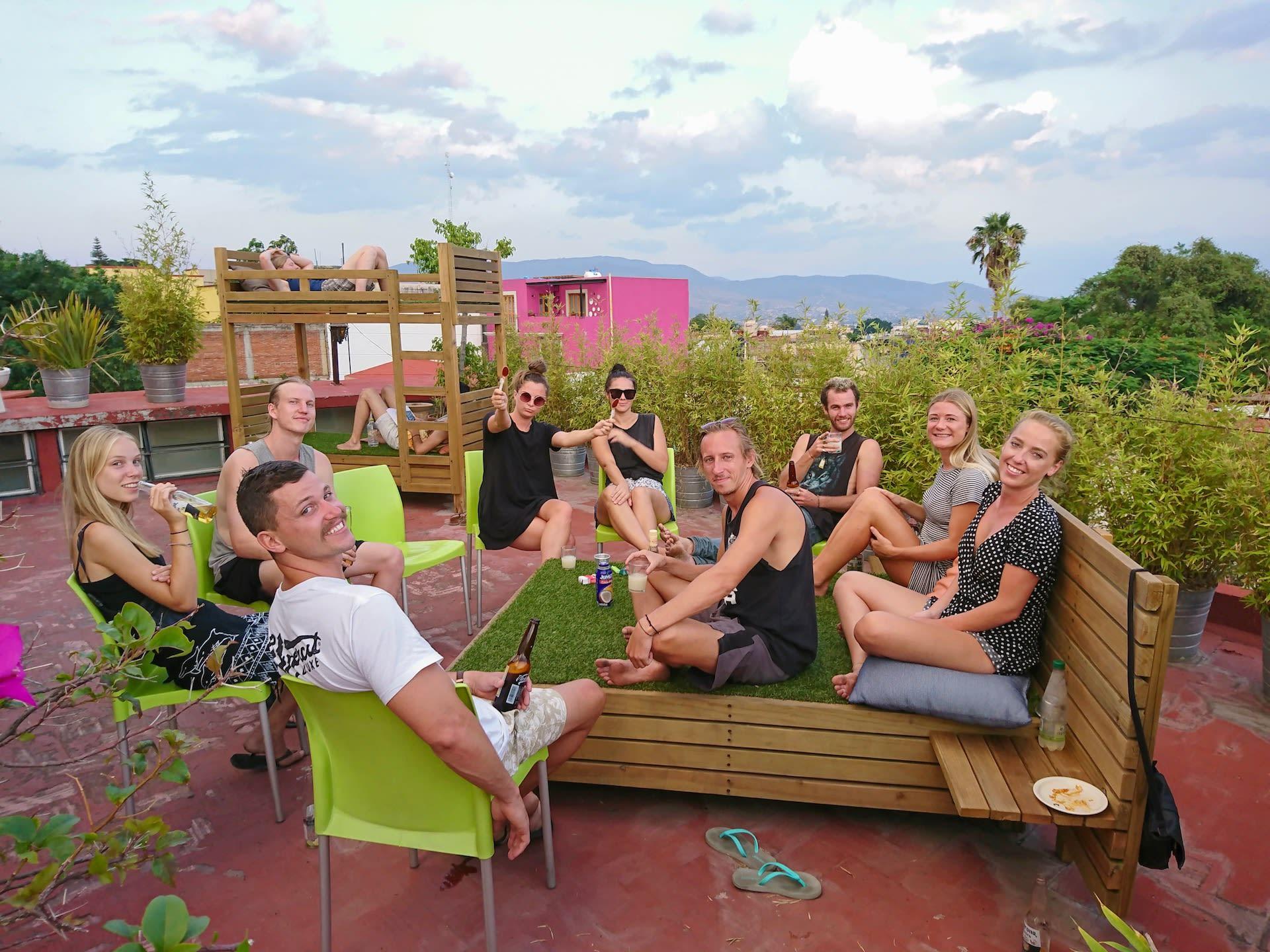 Casa Angel Youth Hostel