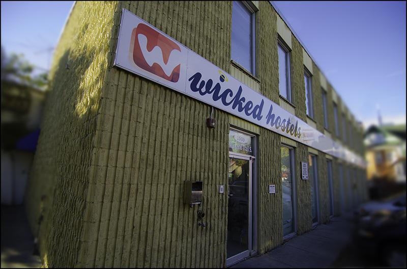 HOSTEL - Wicked Hostels - Calgary