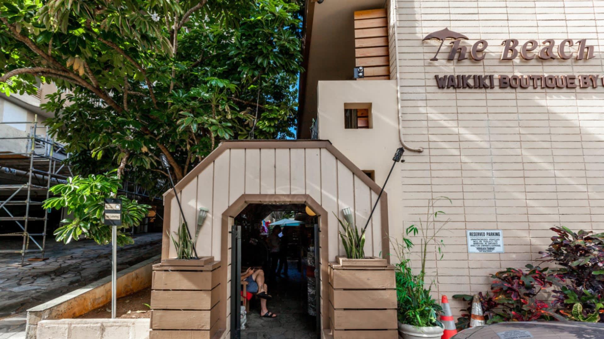 HOSTEL - THE BEACH waikiki boutique hostel by IH