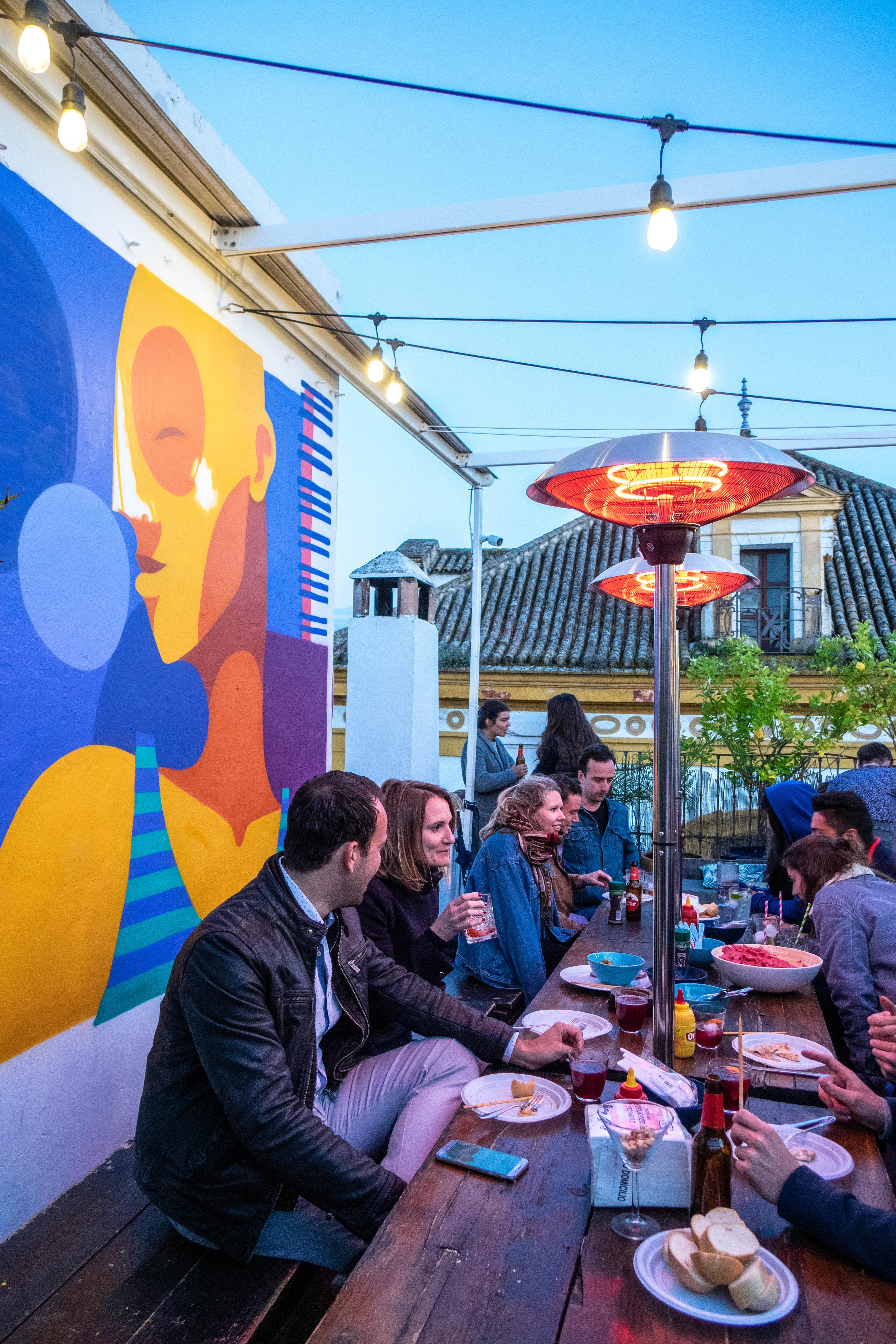 HOSTEL - La Banda Rooftop Hostel