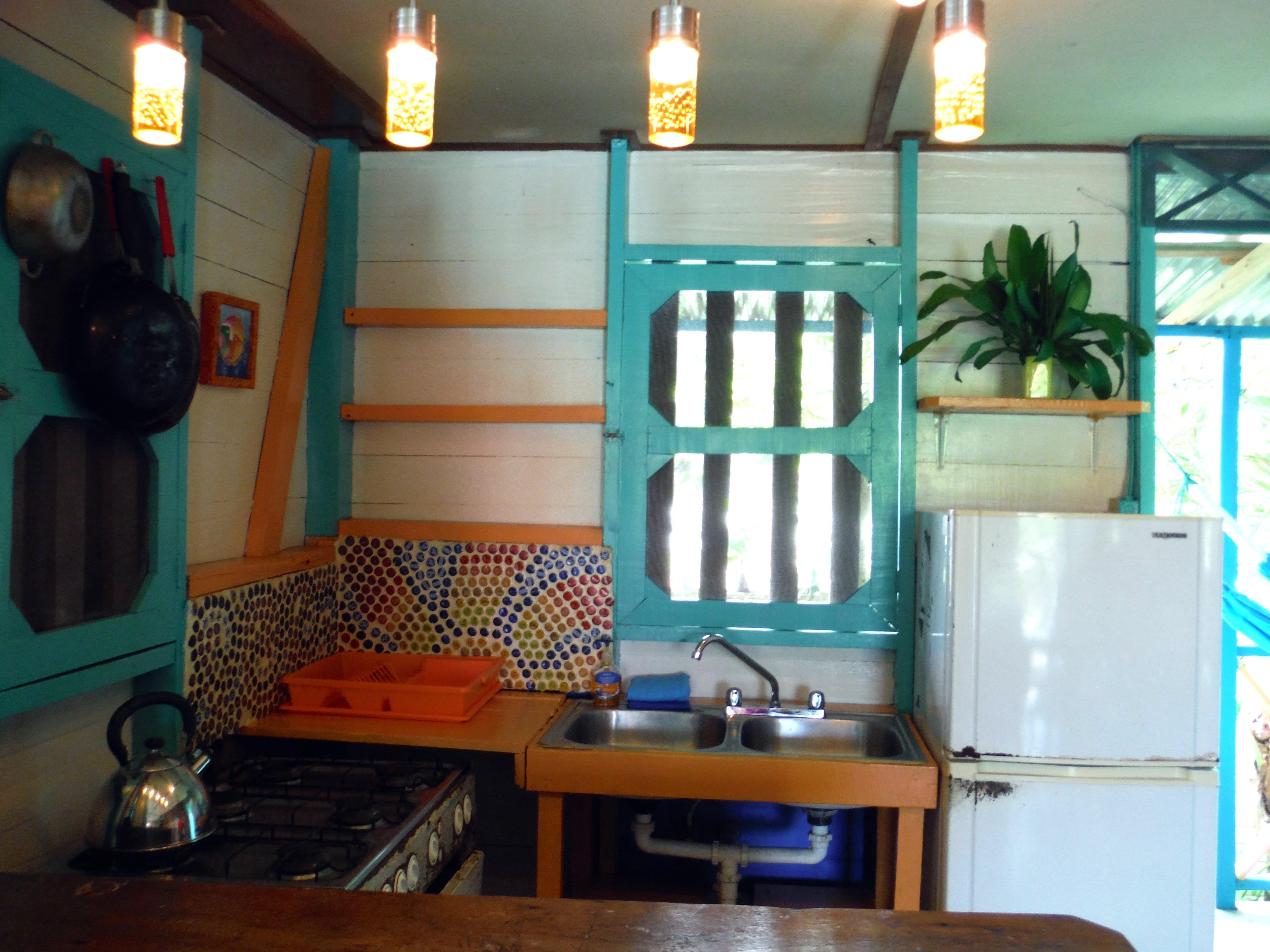 Panama's Paradise Saigoncito's