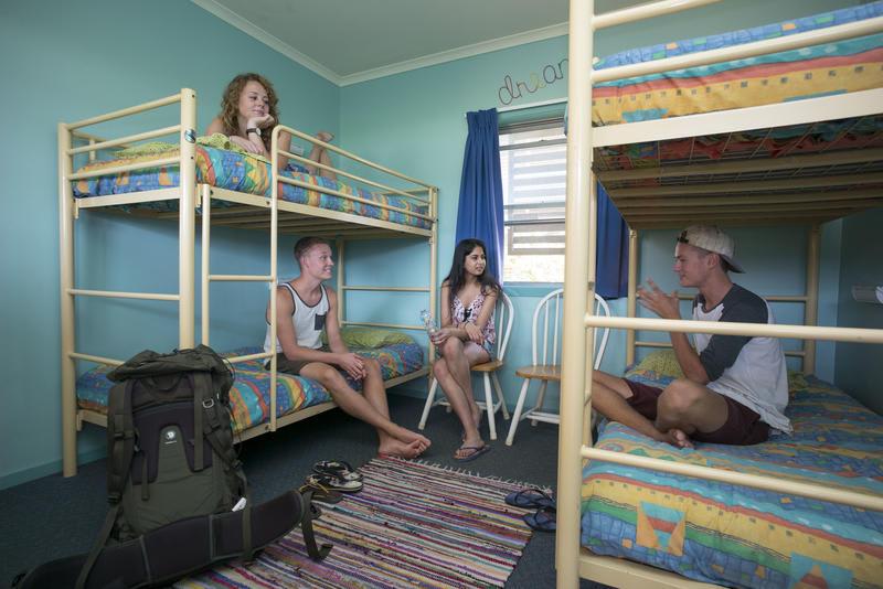 Coffs Harbour YHA Backpackers Resort