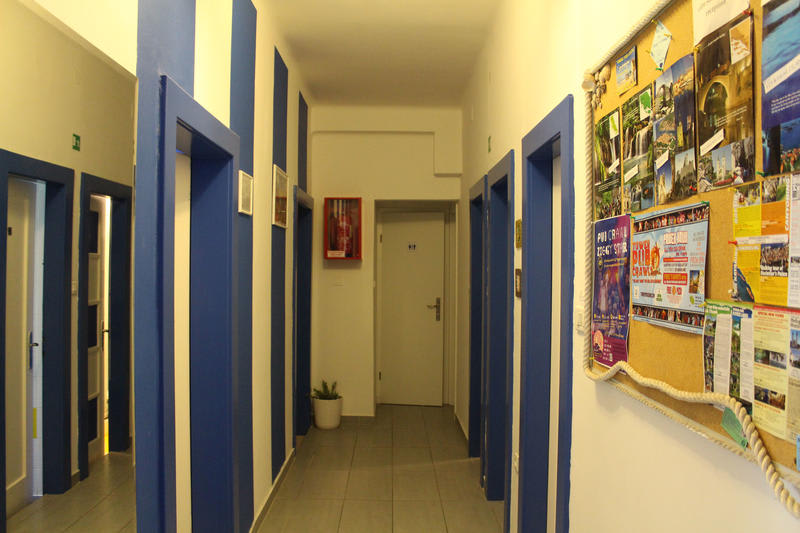 CroParadise Blue Hostel