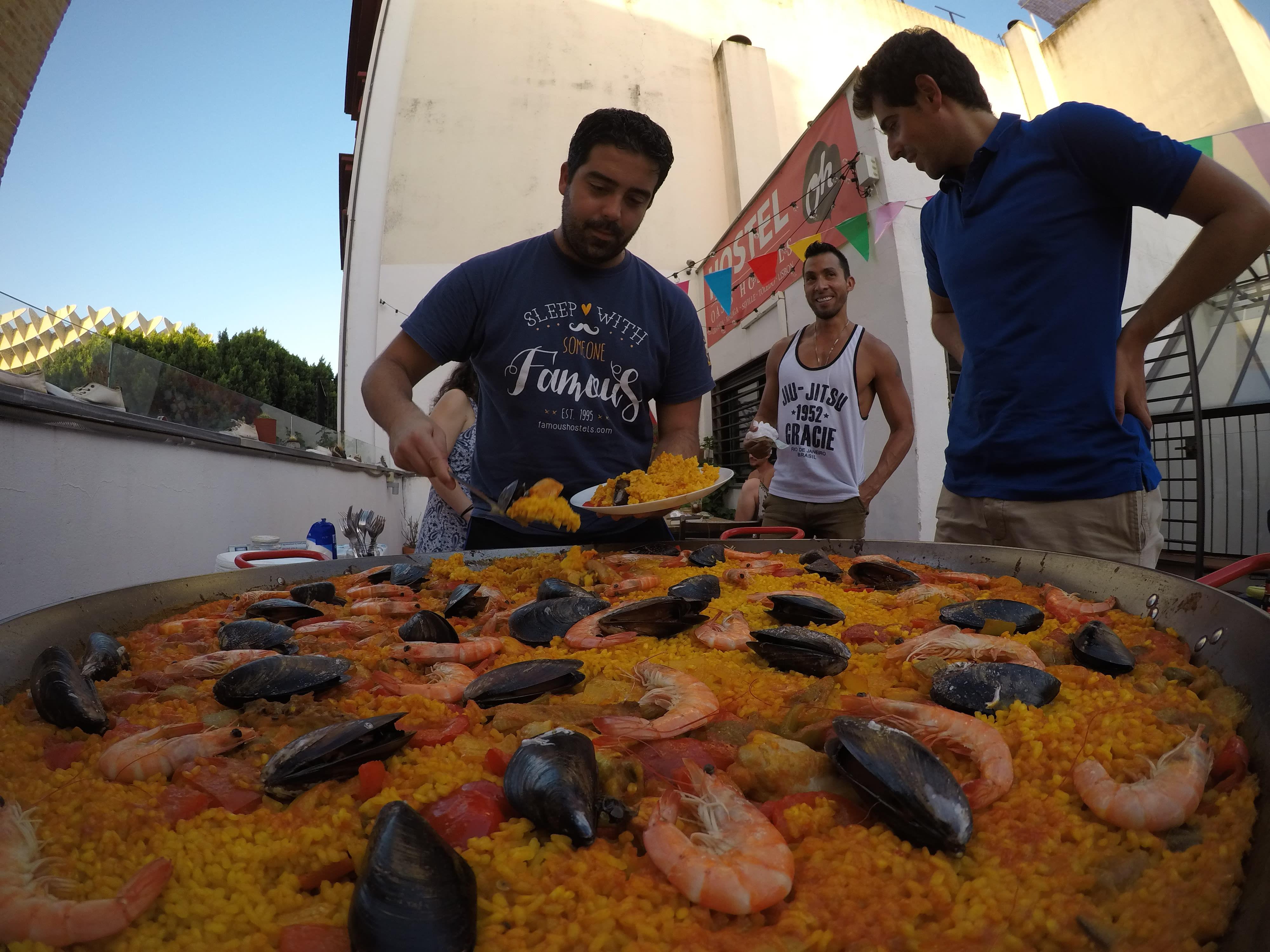 HOSTEL - Oasis Backpackers' Hostel Sevilla
