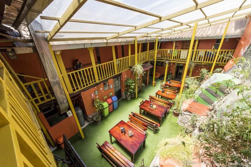 HOSTEL - Ecopackers