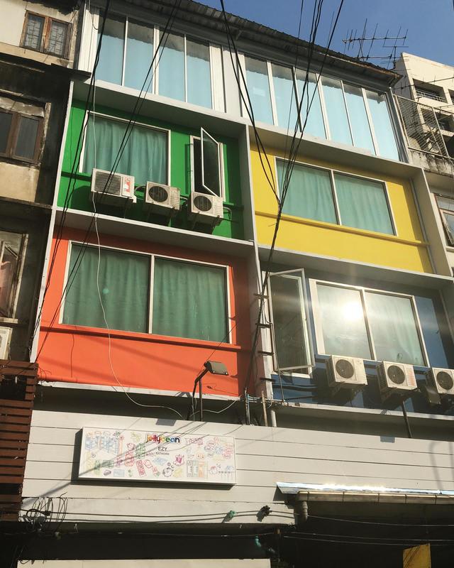 ETZzz Hostel Bangkok