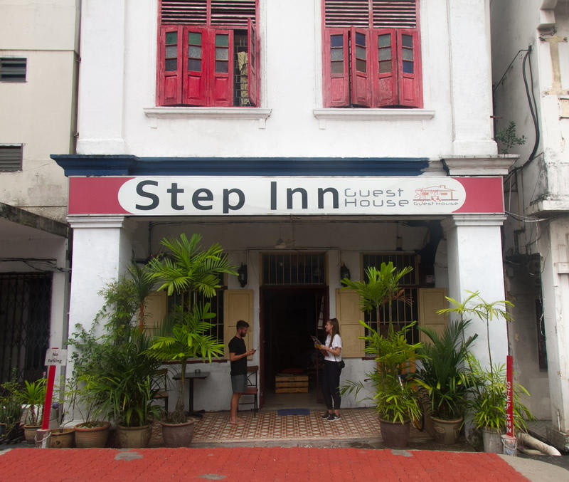 HOSTEL - Step Inn Guest House and Hostel
