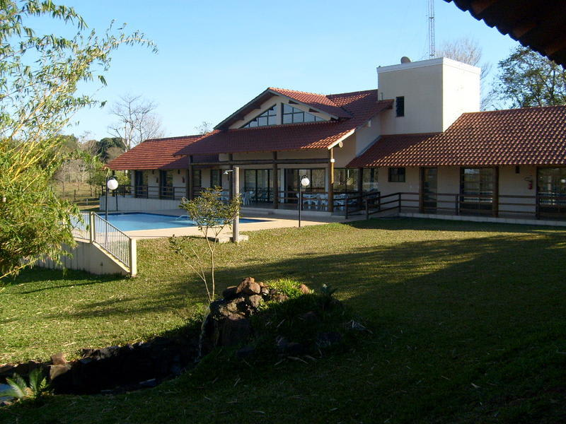 Park Golf Hostel Ipelandia