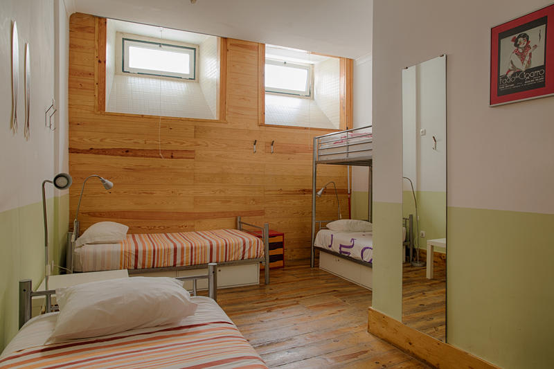 This is Lisbon Hostel