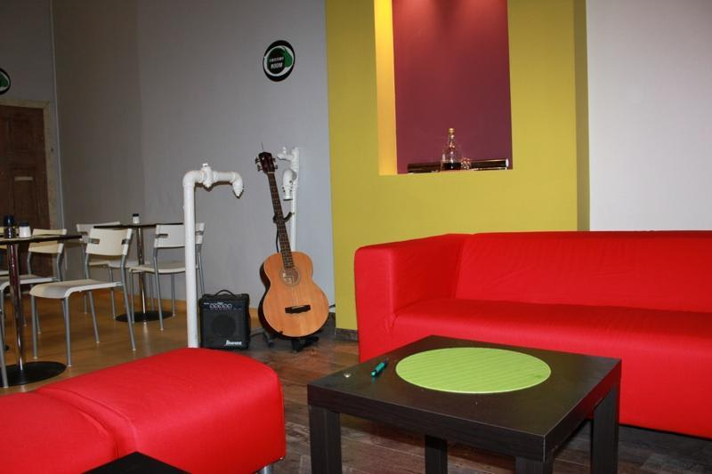 La Guitarra Hostel Poznan