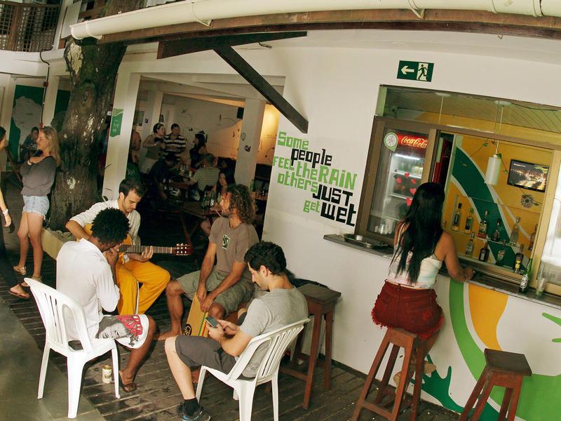 Che Lagarto hostel Morro de Sao Paulo