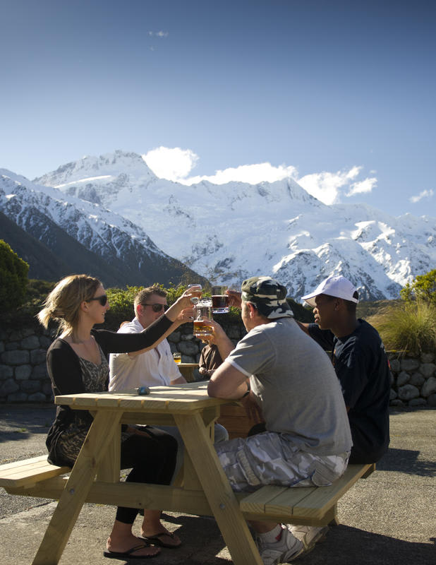 Mount Cook Backpacker Lodge