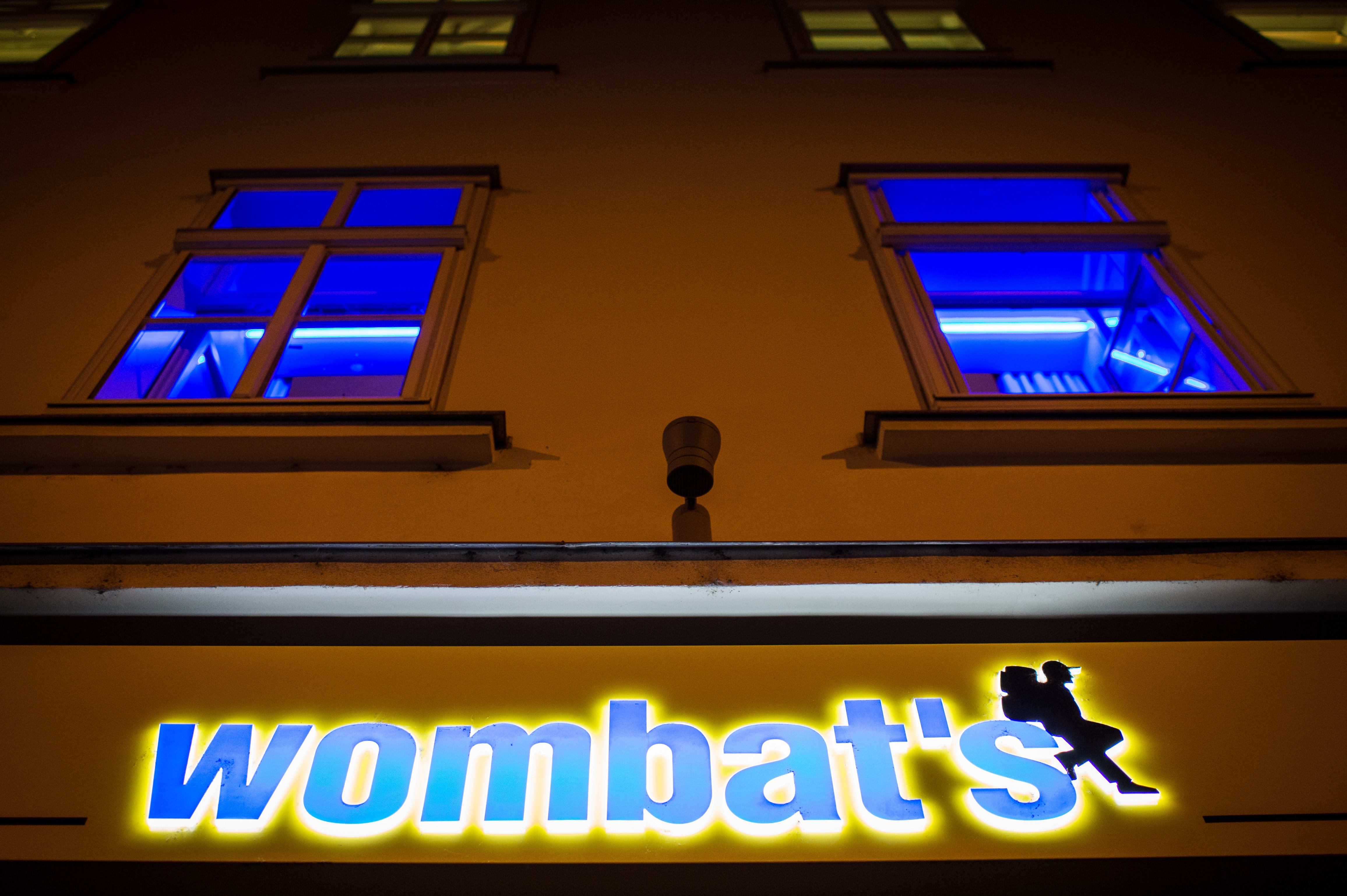 Wombats City Hostel Vienna - at the Naschmarkt