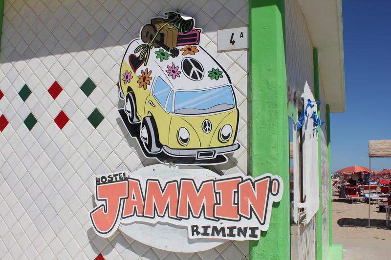 jammin' Beach hotel
