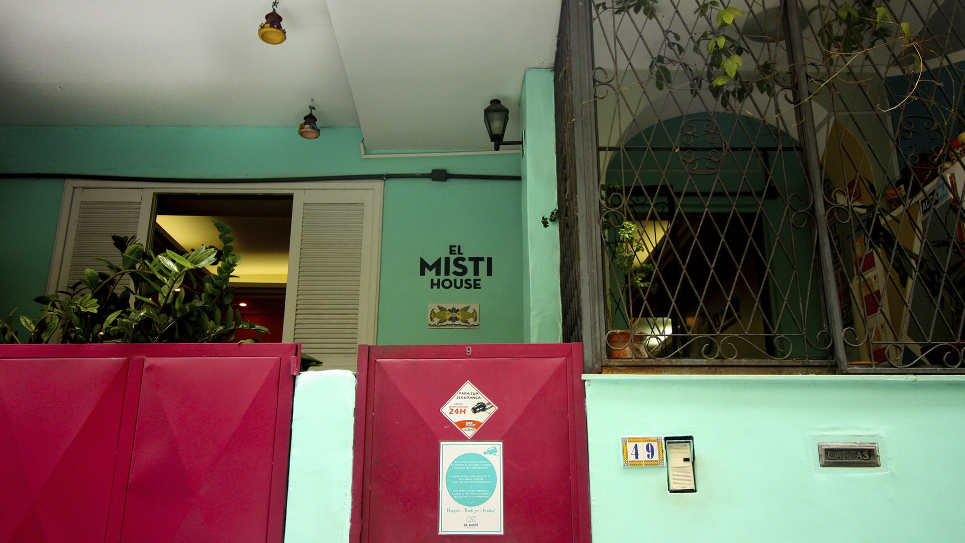 HOSTEL - El Misti House