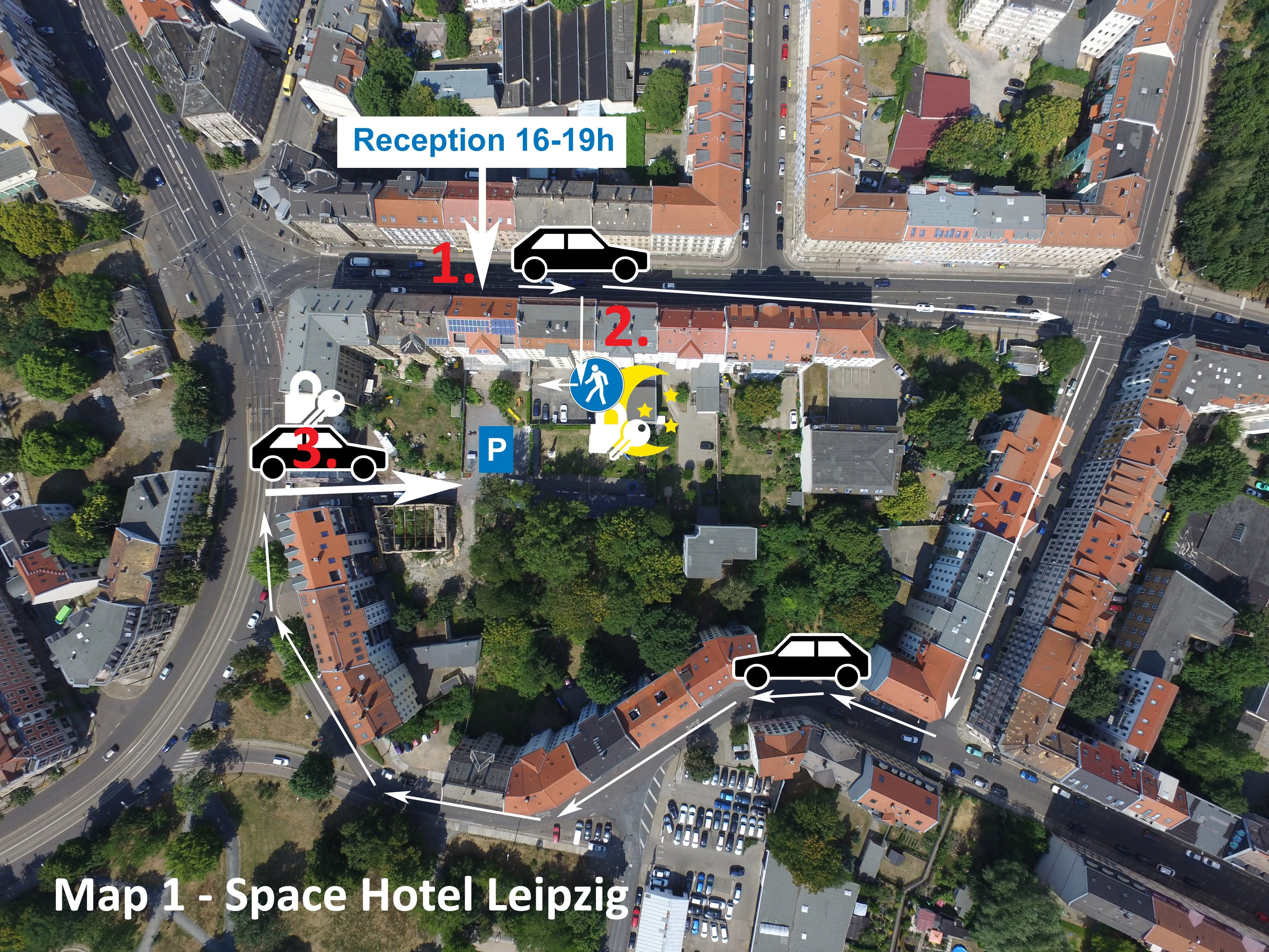 HOTEL - Space Education Institute