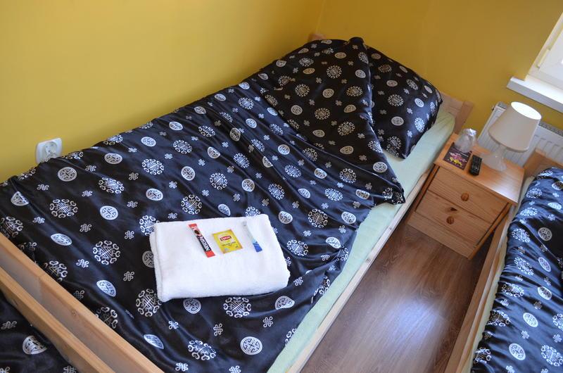 Hostel Puzzle