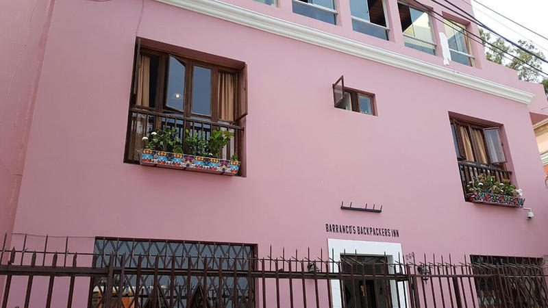 HOSTEL - Barranco's Backpackers Inn