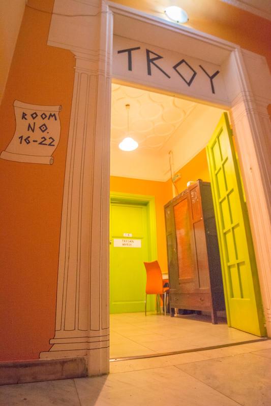 Hostel Zeus