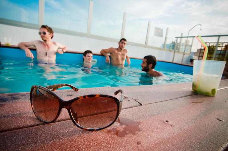 Oasis Backpackers' Palace Sevilla