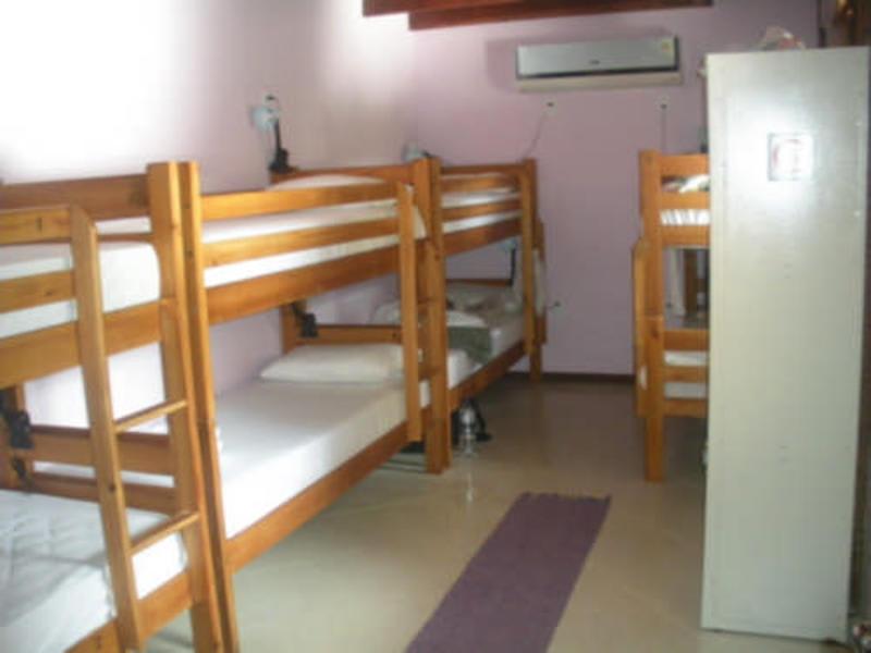 Biergarten Hostel