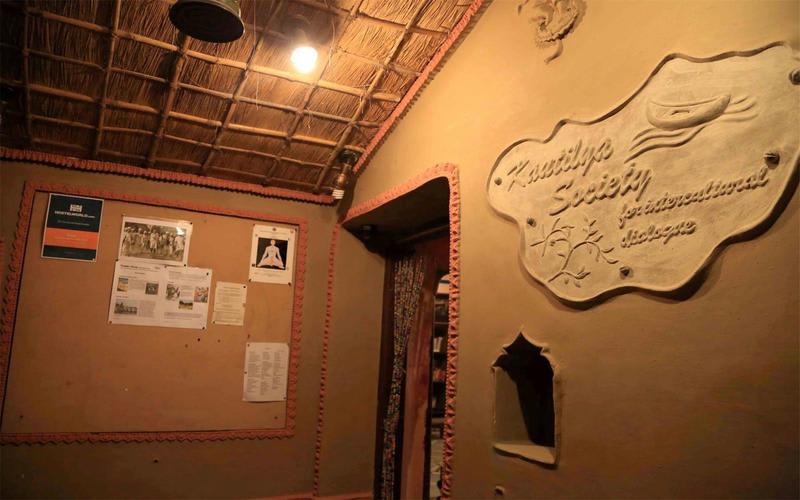 Ram Bhawan, Kautilya Society Residence