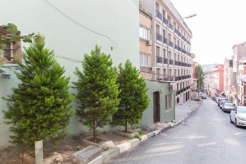 HOSTEL - Istanbul Taksim Hostel Green House