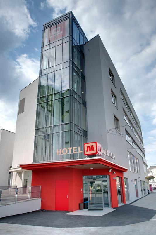 HOSTEL - MEININGER Salzburg City Center
