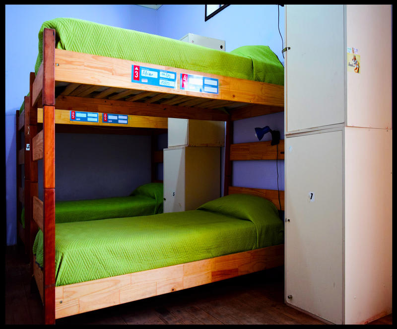 HOSTEL - Santiago Backpackers