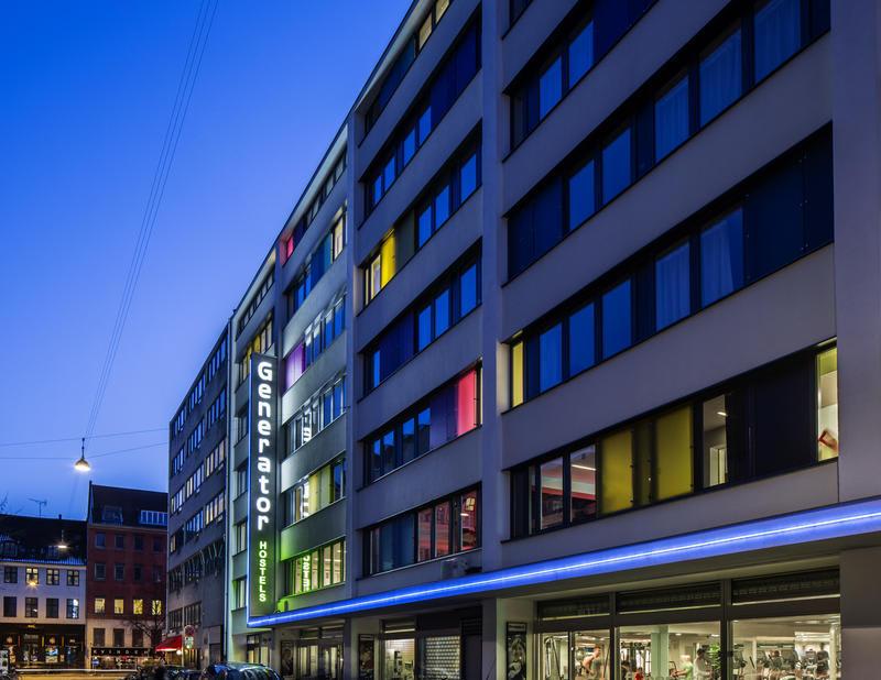 HOSTEL - Generator Copenhagen