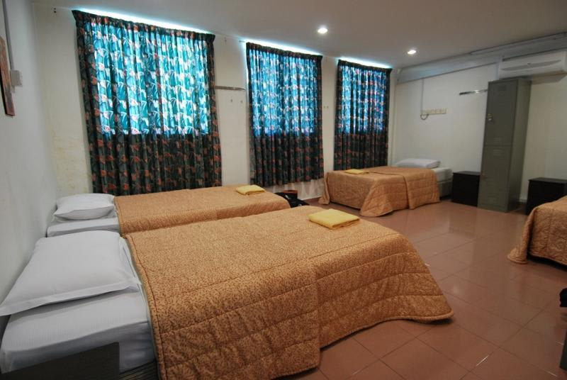 Roof Top Guest House and Hostel Melaka