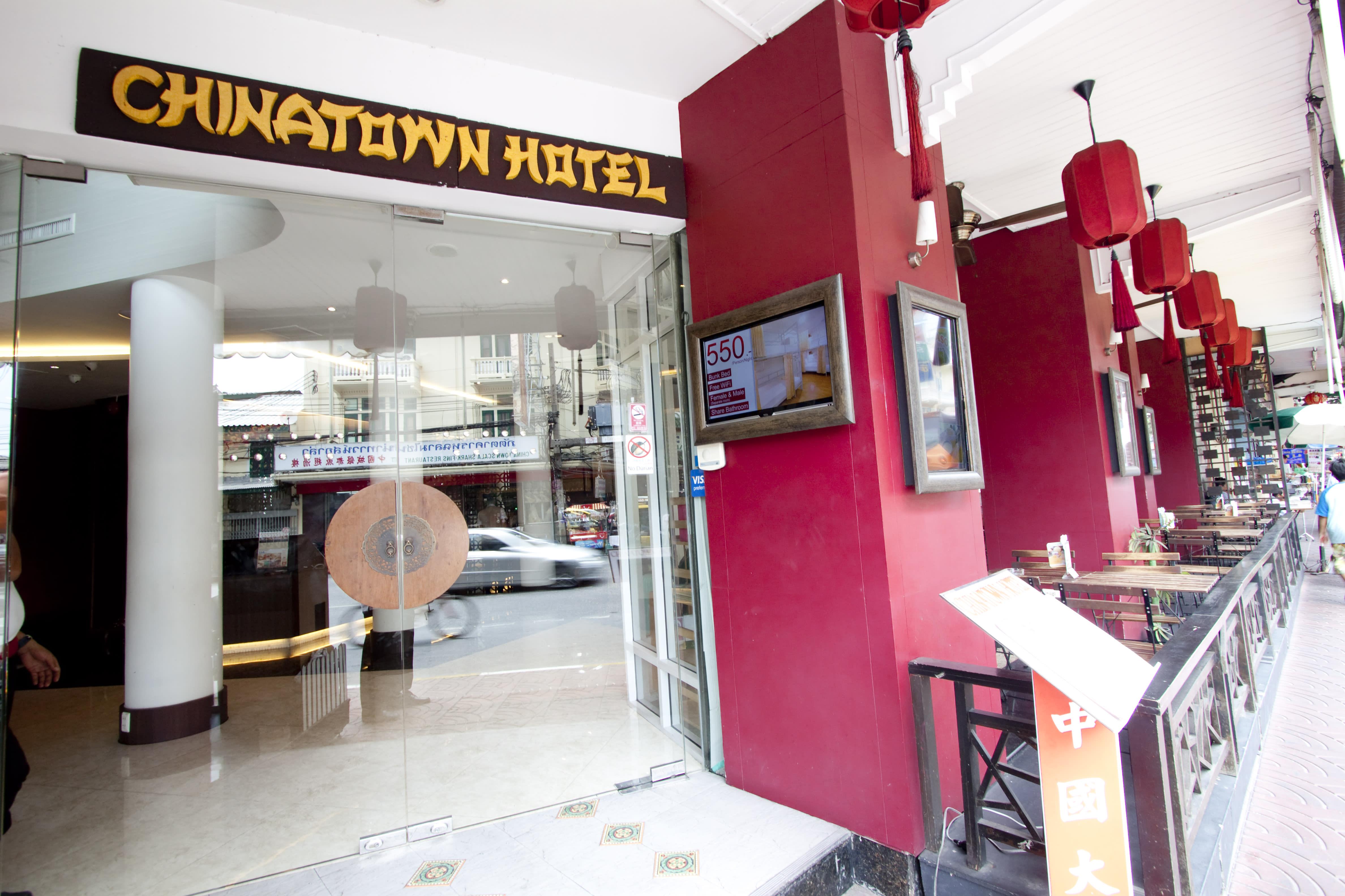 Chinatown Hostel