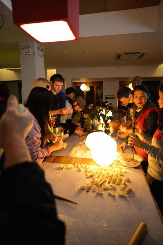 HOSTEL - Rock&Wood International Youth Hostel